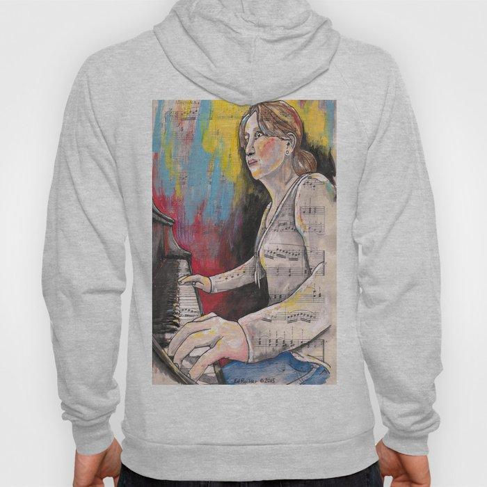 Piano 1 Hoody