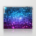 Glitter Galaxy Stars : Turquoise Blue Purple Hot Pink Ombre by vintageby2sweet