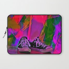 Dance Shoes Laptop Sleeve