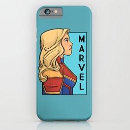 Marvl iPhone Case