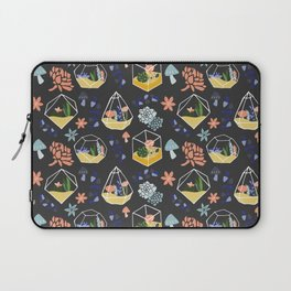 Succulent & Cactus Terrariums Laptop Sleeve
