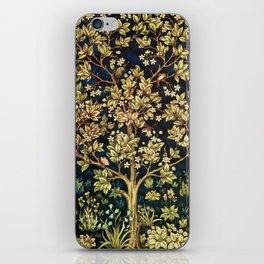 William Morris Tree Of Life iPhone Skin