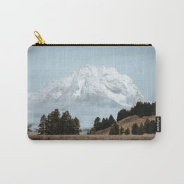 Floating Mountains Carry-All Pouch