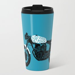 loud pipes Travel Mug