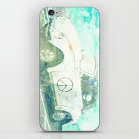 bug iPhone & iPod Skins featuring ♥ BUG by RDelean