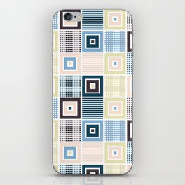 BP 35 Square Geo iPhone Skin