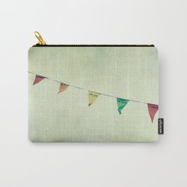 Sonnet Bunting Carry-All Pouch