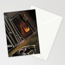1, 2 ...Freddy's coming for you Stationery Cards