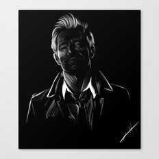 Jackass of All Trades, Master of None Canvas Print