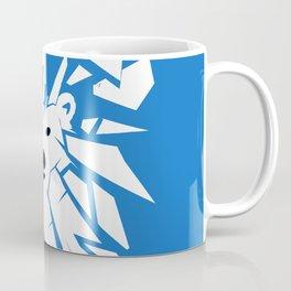 Save the Arctic Polar Bear and Melting Ice Caps Coffee Mug