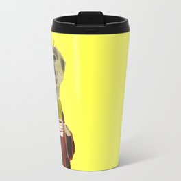 Noble Meerkat from Animal Society Travel Mug
