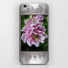 Double Columbine named Pink Tower iPhone & iPod Skin