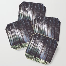 Magic forest - Landscape and Nature Photography Coaster