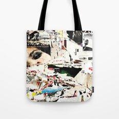 Collide 1 Tote Bag