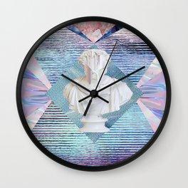psycho greco Wall Clock