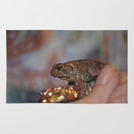 Little Toad Rug