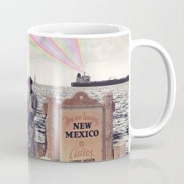 Now Leaving New Mexico Coffee Mug