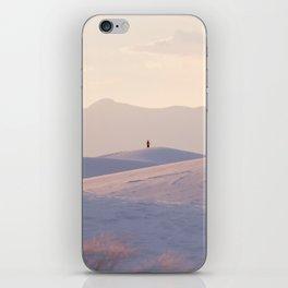 New Mexico Solitude iPhone Skin