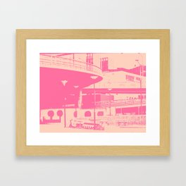 Bridge 22 Framed Art Print