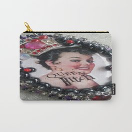 Pinup Queen Bitch Jewelry  Carry-All Pouch