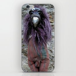 Maasai Bird iPhone Skin
