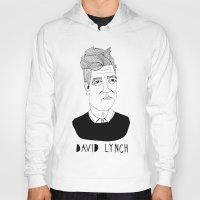 lynch Hoodies featuring David Lynch by Elena Éper