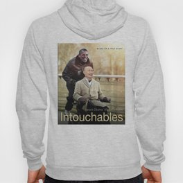 """Putin And Obama in """"Les Intouchables"""" Hoody"""