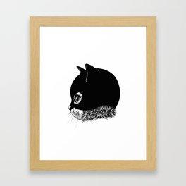 Kittenplay Framed Art Print