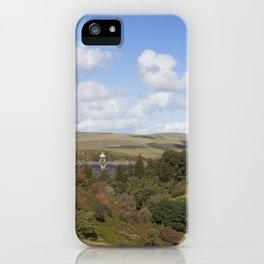 Craig Goch Dam II iPhone Case