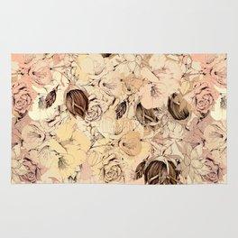 pattern Flowers Rug