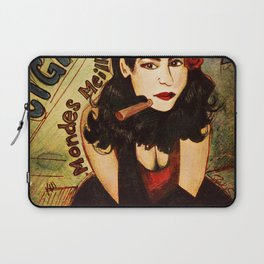 Cigares Laptop Sleeve