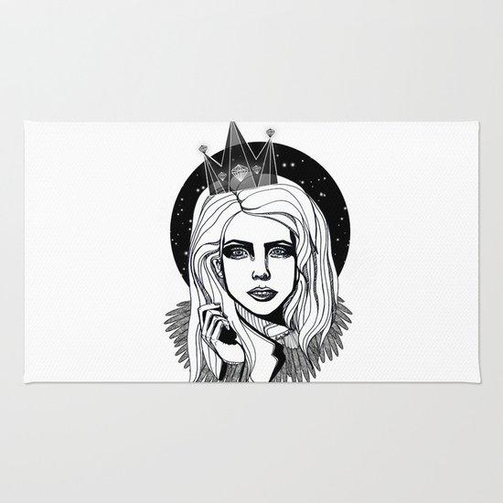 Queen of the night Rug