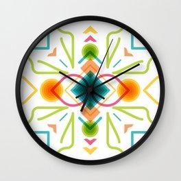 Janus Wall Clock
