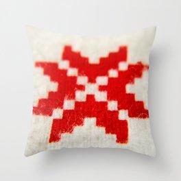 Geometrical Shape Throw Pillow