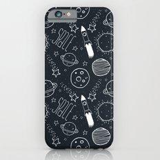 Space Doodles iPhone 6 Slim Case