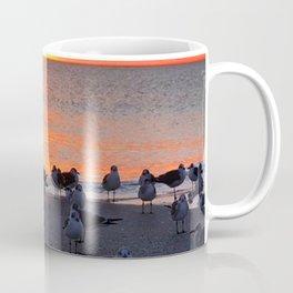 Shore Birds Coffee Mug