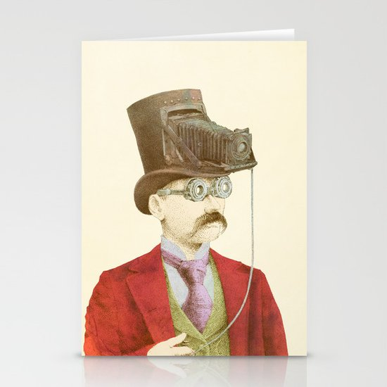 The Photographer Stationery Cards