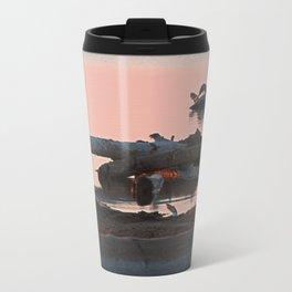 Swan or Driftwood Travel Mug