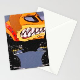 Monster Mutt Stationery Cards