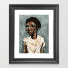Undefined Framed Art Print