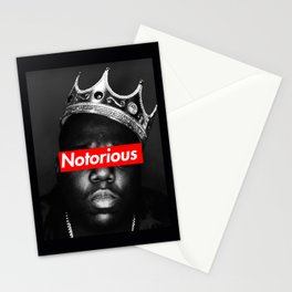 Big Notorious Stationery Cards