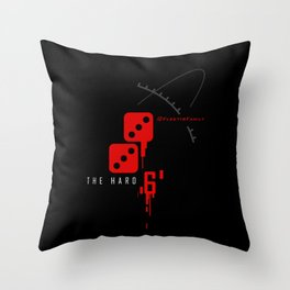 The Hard 6 - Mk2 Throw Pillow