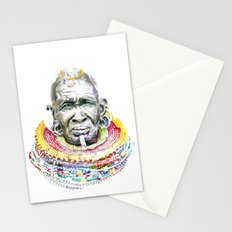 Maasai Stationery Cards
