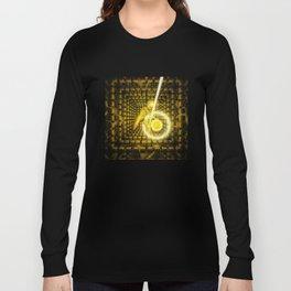 Quadrant Echoes Long Sleeve T-shirt