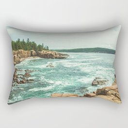 Summer Vacation Rectangular Pillow