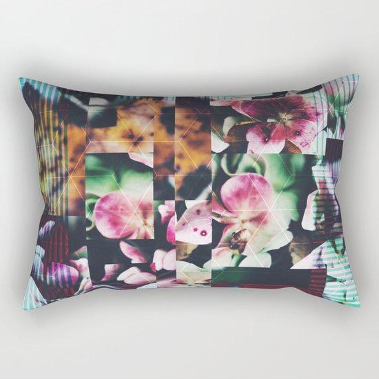 Fractions 16 Rectangular Pillow