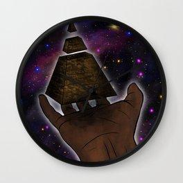 Creating Greatness Wall Clock