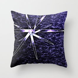 Star of the Show Throw Pillow