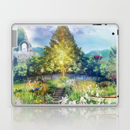 The Heart of The Forest Laptop & iPad Skin