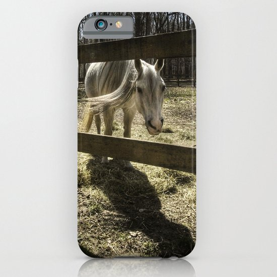 horse. iPhone & iPod Case